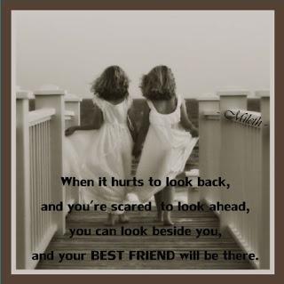 Volim te kao prijatelja, psst slika govori više od hiljadu reči Yourbestfriendwillbethere