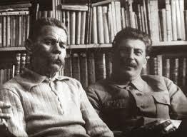El hombre nuevo - Máximo Gorki - publicado en Pravda en 1932 Gorki2