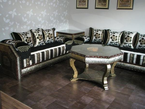 اجمل الصالونات المغربية الراقية  7