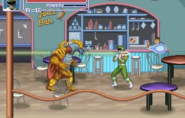 Power Rangers: Beats of Power Clipboard04