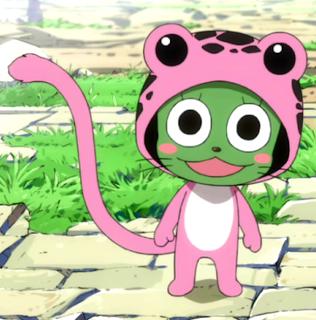 Quais são os teus Exceed favoritos? Frosch_anime