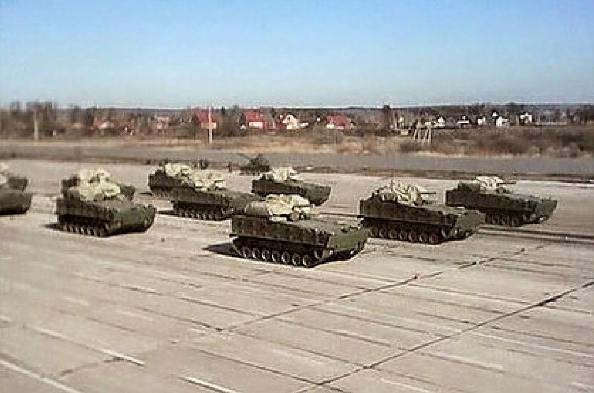 Armata: ¿el robotanque ruso? Kurganets%2B25%2Bdesfile
