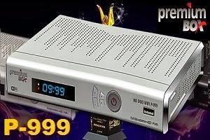 ATUALIZAÇÃO DA MARCA PREMIUNBOX PREMIUMBOX-P999-HD-DUO-WIFI