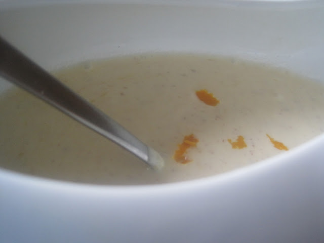 Creamy Amlou Sauce to serve with Moroccan Vermicelli Seffa/Sauce crèmeuse à base d'Amlou pour accompagner Seffa de cheveux d'ange IMG_7084