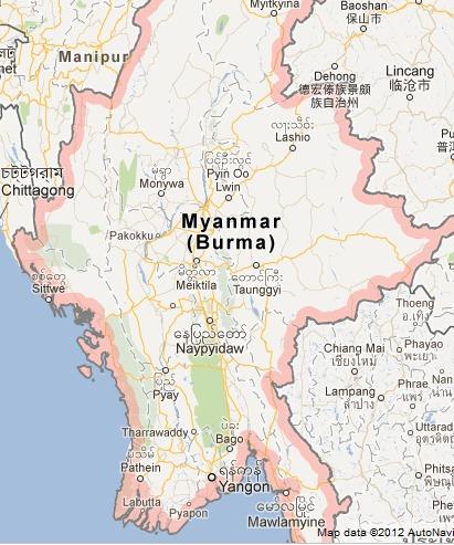 بورما  ؟ ولماذا يحرق المسلمين ؟ أسرار تاريخية Untitled