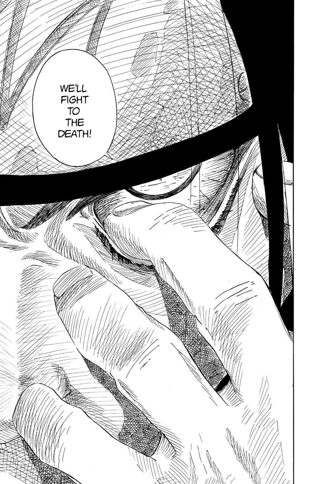 Mais poderoso do que você imagina #1: Orochimaru 0047-007
