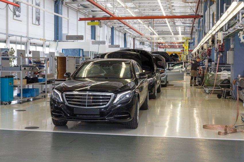 2013 - [Mercedes] Classe S [W222] 2015-Mercedes-S-Guard-10