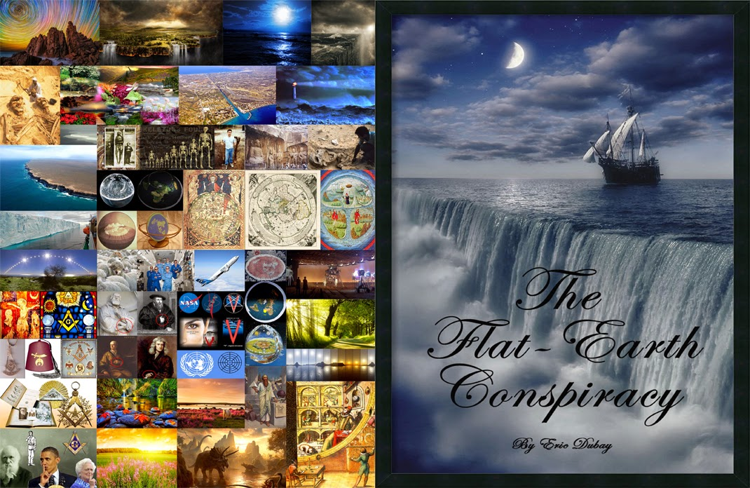 The Flat Earth Conspiracy Foreign Language Translations Flat-earth-full