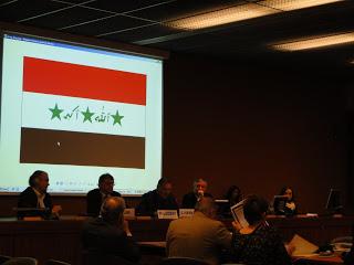 لقطات من اجتماع الهيئة المركزية ومؤتمر المساءلة والعدالة للعراق في جنيف المنعقدللفترة 15.13ـ3ـ2013 DSC00329