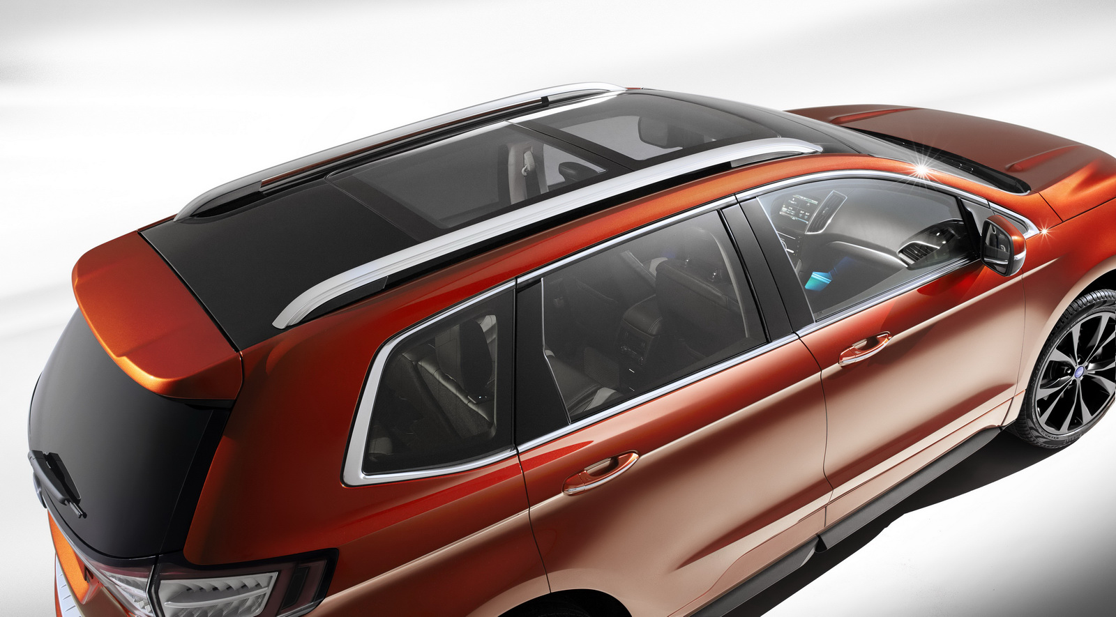 2015 - [Ford] Edge II - Page 4 Ford-Edge-7-seat-China-5