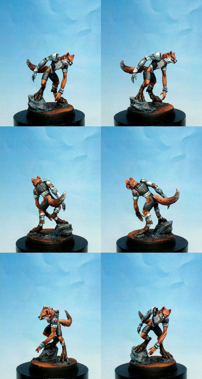 Corvus Belli / Infinity / Warcrow Bvnvn