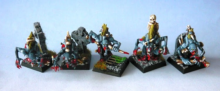 undead - New undead warband by Skavenblight Ghul2