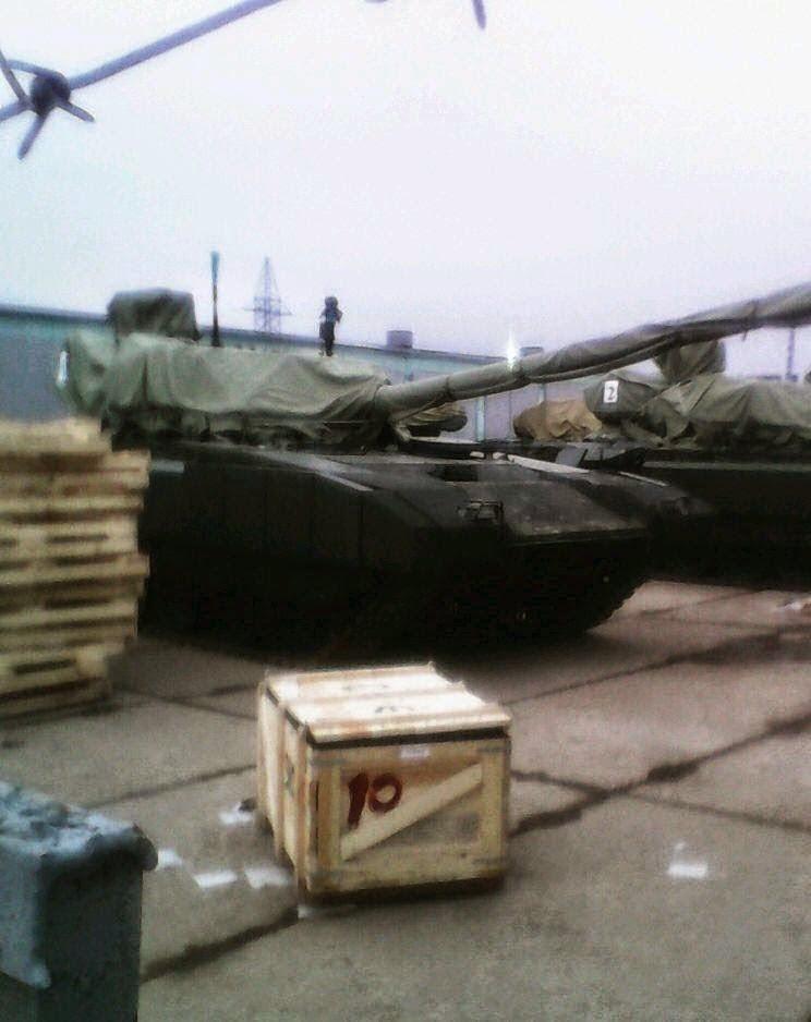 Armata: ¿el robotanque ruso? 9cb83b85dd55ee8e8c3f7959061cdfd9