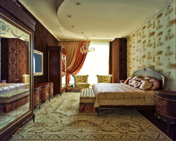 صور تصاميم ديكورات غرف نوم مودرن رائعة 2014 Bedroom Decoration  3-classicaly-stunning