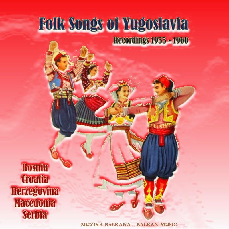 Anica Jocic - Diskografija Folk%2BSongs%2Bof%2BYugoslavia%2B%2BRecordings%2B1955%2B-%2B1960%2Bred