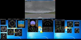 Multimonitor no x-plane Xplane