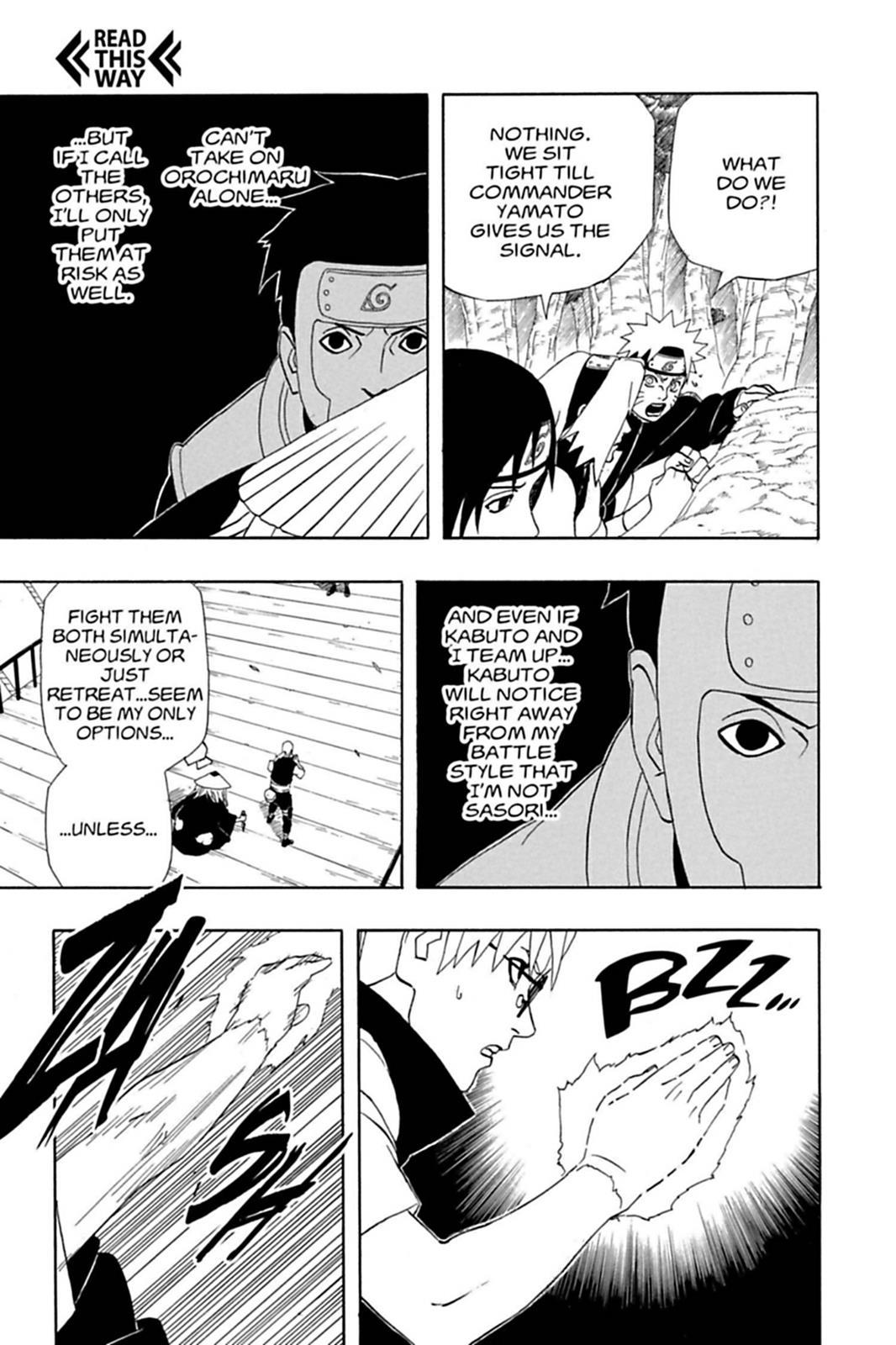 Mais poderoso do que você imagina #1: Orochimaru 0290-016