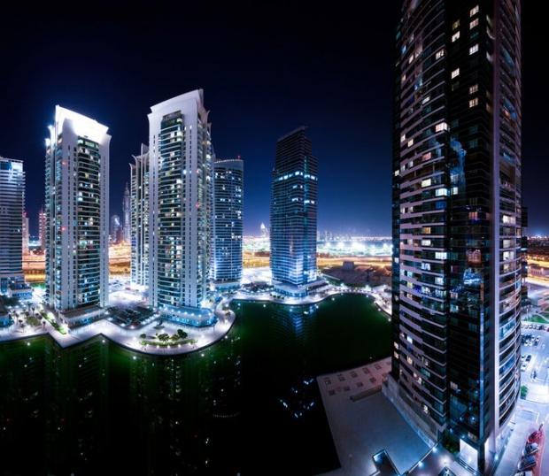 دبي ليلاً - صوراً غاية في الجمال Dubai-amazing-photos16