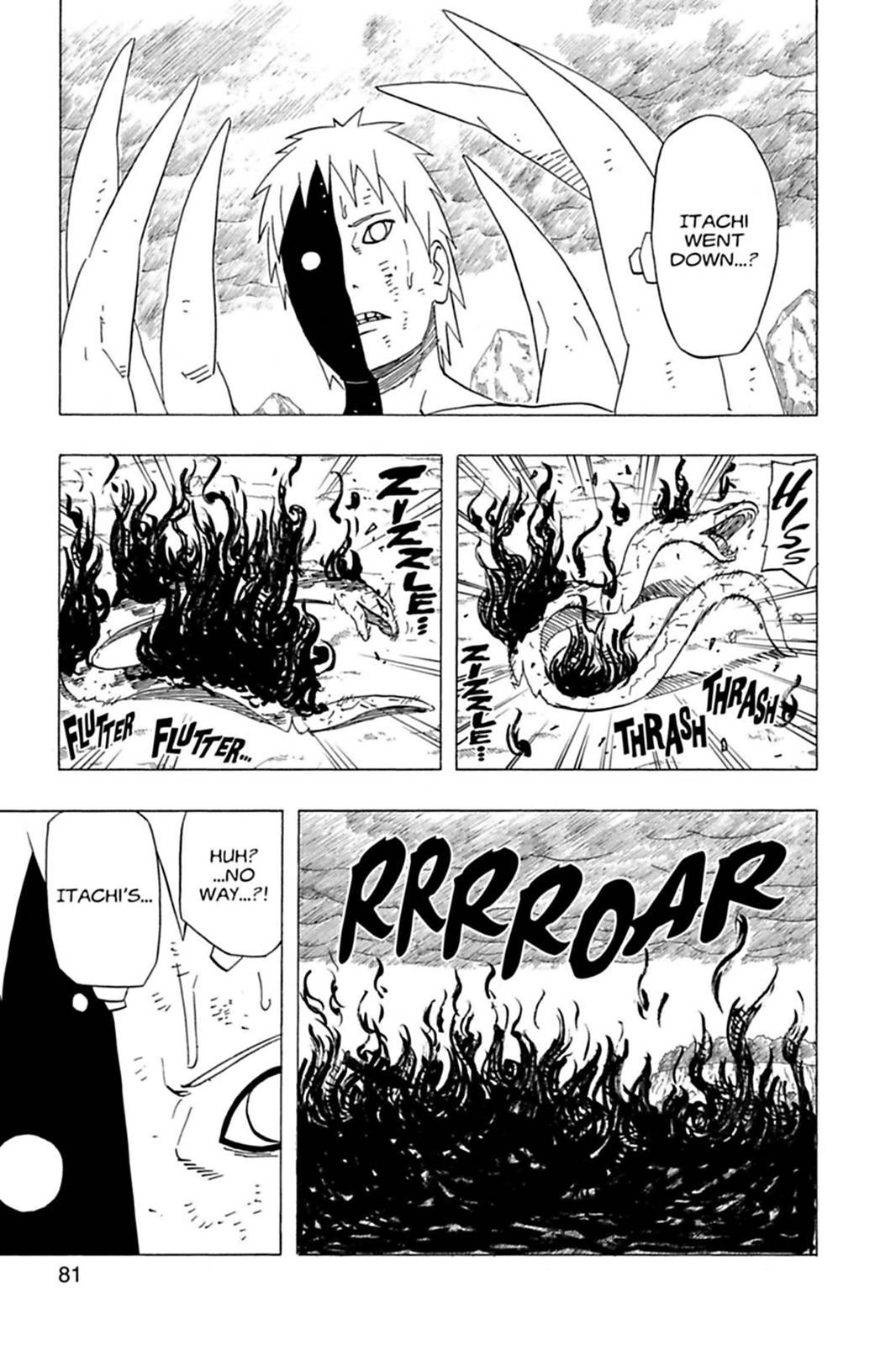 Mais poderoso do que você imagina #1: Orochimaru 0394-003