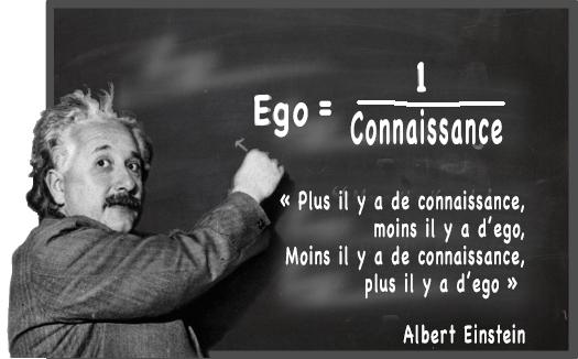 Quelle est votre meilleure citation, et quelle en est votre interprétation personnelle ? - Page 36 Ego_by_einstein1