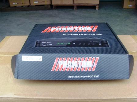 mini - Lançamento Phantom Mini f90 HD. Para tv acabo net SI851161-2