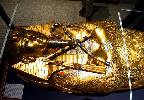 الفراعنة.. عالم من الألغاز Tutankhamun