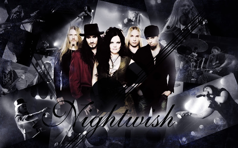 Mejores singles de Nightwish (2004-2012) Nightwish