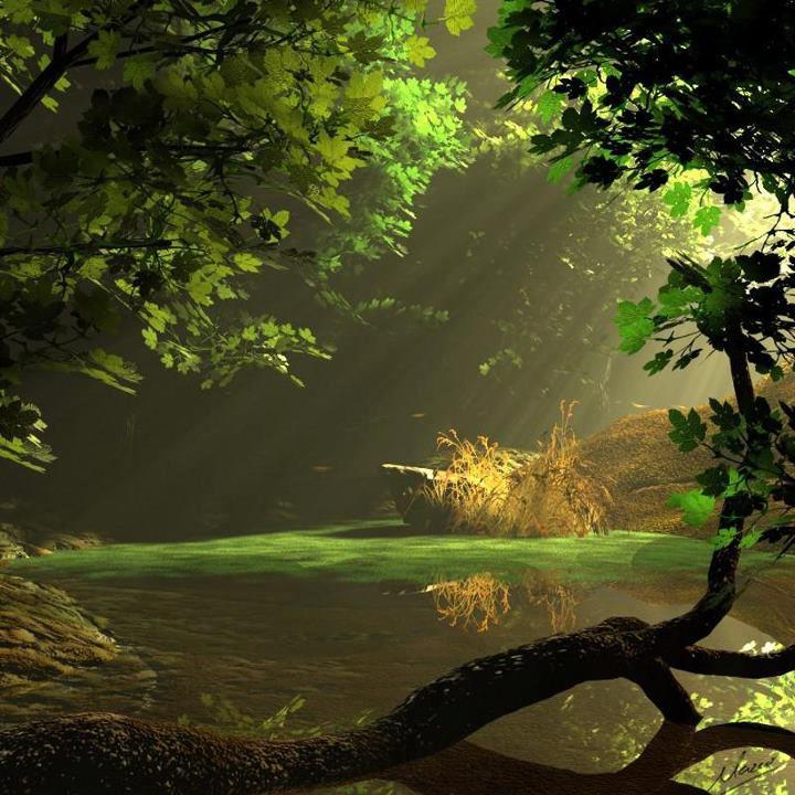 ...El color de la naturaleza... Fotografiasdepaisajesverdes2