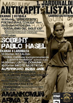 Socorro Rojo Internacional - SRI -  Laudioantikapitalista