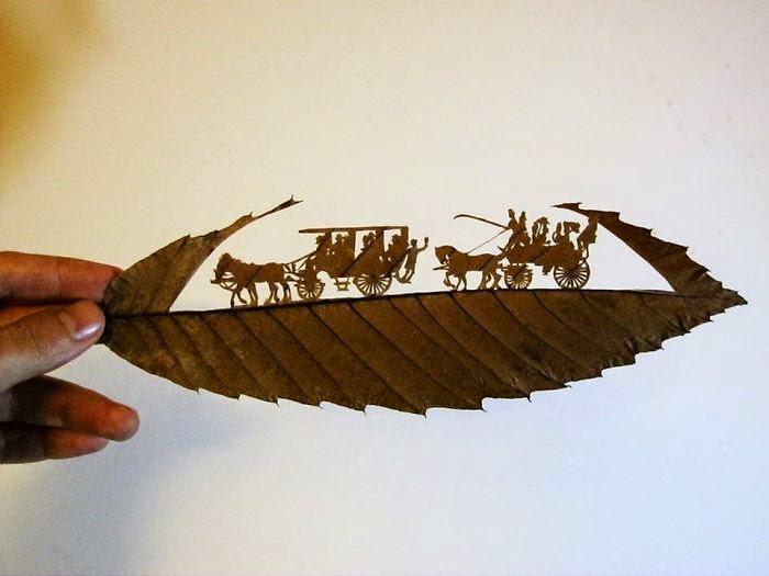 Культура и Искусство Omid-asadi-leaf-cutting-08