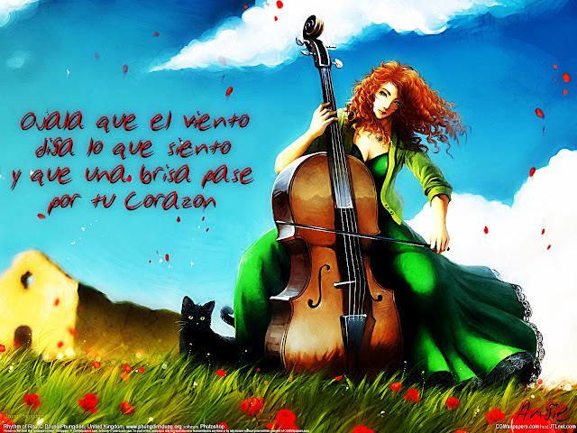 La musica y su mundo maravilloso Ojala_