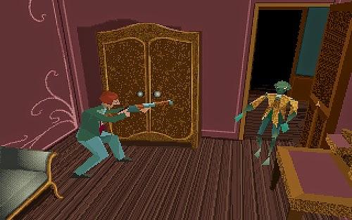 Souvenirs de 386 et 486, en VGA 256 couleurs ! :) - Page 5 Alone-in-the-dark_screen