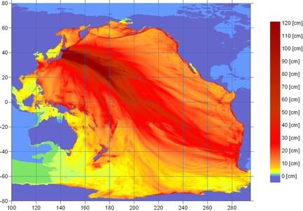 El terremoto puede haber desplazado el eje de la Tierra 1299867713644