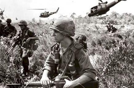 Les années 70 en images Vietnam-war