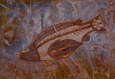 The Mystical Discoveries of the Aboriginal Rock Art of Australia Aborigine_02