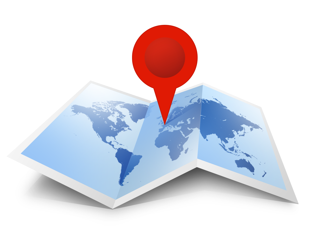 ملف كامل عن طرق إضافة خرائط جوجل إلى المواقع Psd-world-map-icon