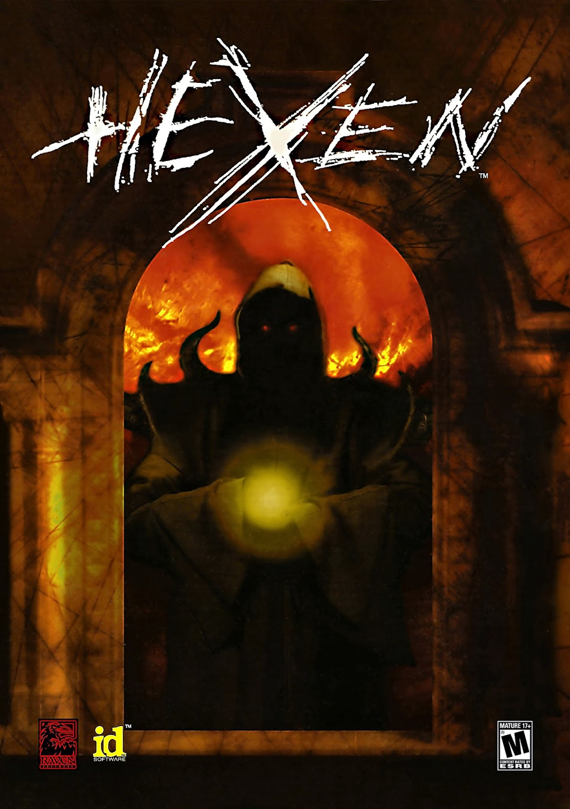 Hexen: Beyond Heretic Hexen