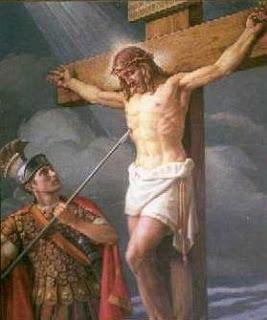 Longinus e Jesus Longino
