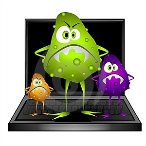 اخطاء يجب لمستخدمي الانترنت تفاديها Computer_virus