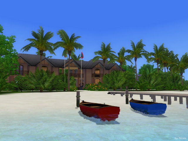 Suvadiva Resort - a paradise in the Maldives C
