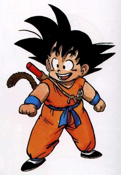 le meilleur couple pour Tails - Page 2 Goku
