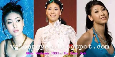 Miss Vietnam Overview MissVn1992