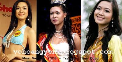 Miss Vietnam Overview MissVn2008