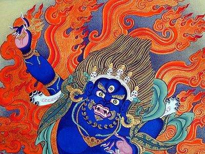 entités positives et negatives, le leurre occidental... Vajrapani3