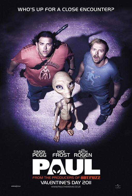 PAUL : LE FILM SHINOBIS ! Paul%2BMovie%2BPoster