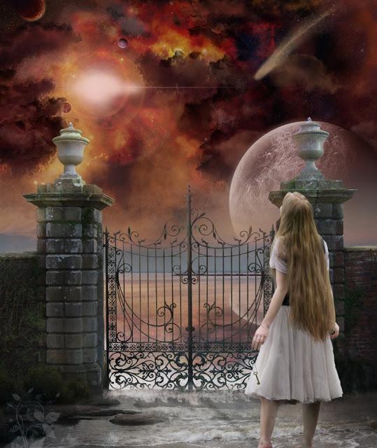 Ejercicio: Desprenderse del Pasado... Puerta