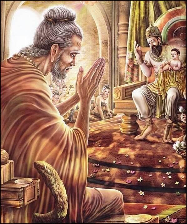 புத்தரின் வாழ்க்கை வரலாறு, படங்களுடன்... 4