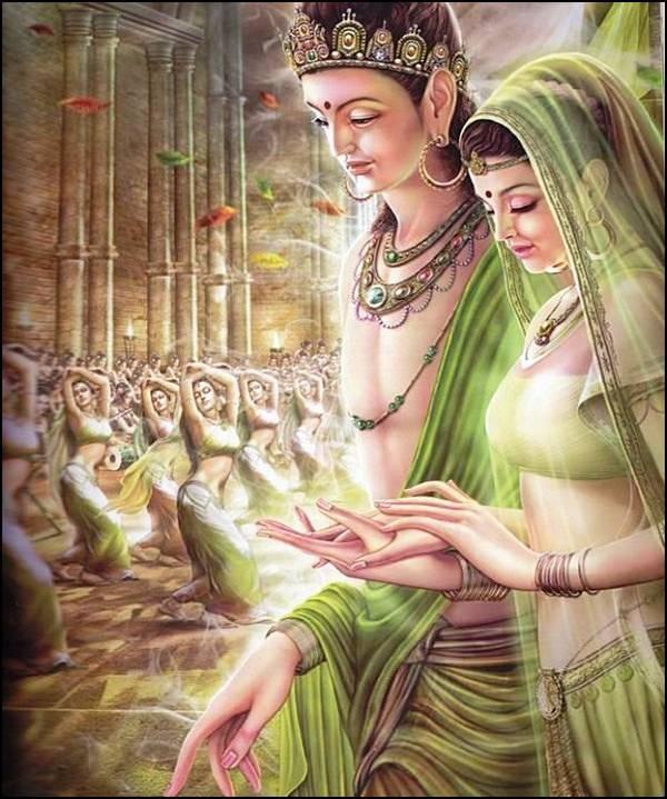 புத்தரின் வாழ்க்கை வரலாறு, படங்களுடன்... 7