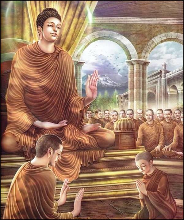 புத்தரின் வாழ்க்கை வரலாறு, படங்களுடன்... - Page 2 27