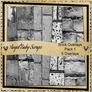 5 Brick Overlays **FREEBIE** by Angel Baby Scraps _preview_ABS_BrickOverlays01